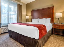 Comfort Suites Downtown Sacramento, hotel in Sacramento