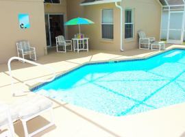 RL244CIC - 3 bedrooms pool home close to Disney - Gated community