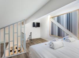 Duplex Grand Standing Luxueux à 5 minutes de Paris