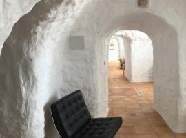cueva Hobbit