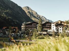 Verwöhnhotel Wildspitze