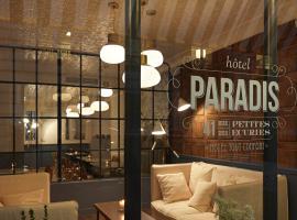 Hotel Paradis, hotel in Paris