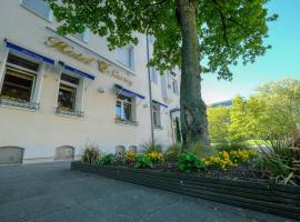 Budget by Hotel Savoy Hannover, hotel en Hannover