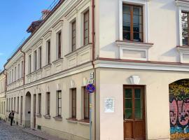 Dysnos Avenue Apartaments
