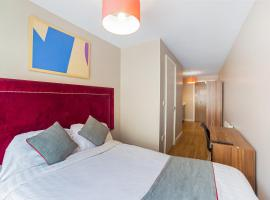 OYO Vincent Apartments, hotel in Liverpool