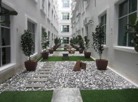 O&G Hotel Parit Buntar, hotel di Parit Buntar