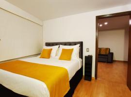 Best Located Apartment,Bogota Downtown