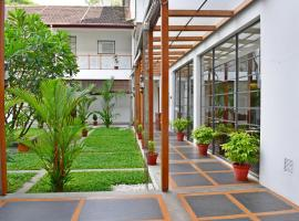 Eighth Bastion - CGH Earth, accessible hotel in Cochin