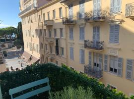 Sweet Paradis, apartment in Nice