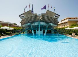 Hotel Poseidon, hotel a Terracina