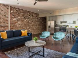 Chic Flat in Downtown Louisville
