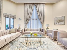 Luxury Beachfront Villa on Palm Jumeirah Island by Deluxe Holiday Homes