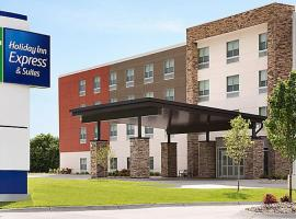 Holiday Inn Express & Suites - Savannah W - Chatham Parkway