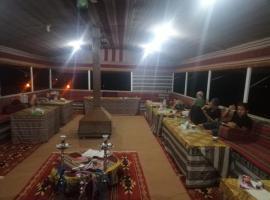Wadirum desert tours camp