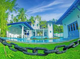 Seth Villa by Magampura Resorts, hotel in Tangalle