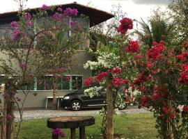 Hostel A Cozinha de Cora