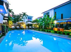 Daisy Garden Villa Hoi An, hotel near Quan Cong Temple, Hoi An