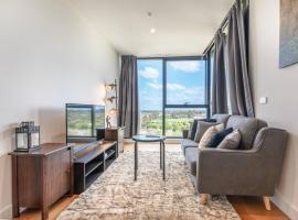 Box Hill 1 Bedroom Apartment with Ultimate View