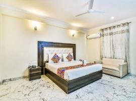 Hotel Mavens White Golf Course Road Gurgaon
