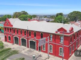 Petersham Firestation Paradise