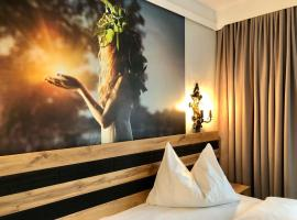 Arthotel ANA Victory, hotel in Darmstadt