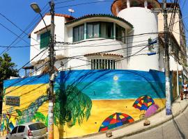 Hostel Maresias do Leme