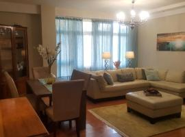 Fully furnished 3 bedroom apartment in Kazanchis opposit UNECA