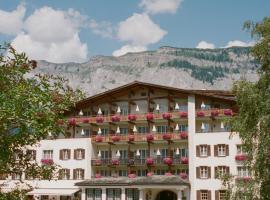 Hotel Adula, Hotel in Flims