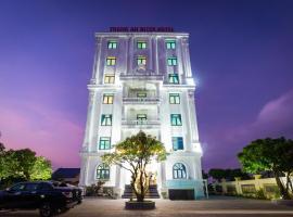 TRANG AN INTERNATIONAL HOTEL, hotel in Ninh Binh