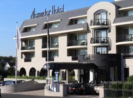 Alexander Hotel, hotel near Space Expo Noordwijk, Noordwijk aan Zee