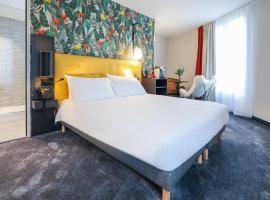 ibis Styles Puteaux Paris La Defense, Hotel in Puteaux