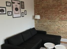 New York style, Cozy and clean Apartment Aalborg