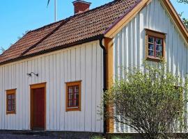 Holiday home VADSTENA II, hotell i Vadstena