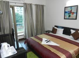 Galleria Inn, hotel in Gurgaon