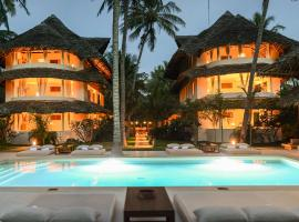 Palm Garden Boutique Hotel, hotel in Watamu