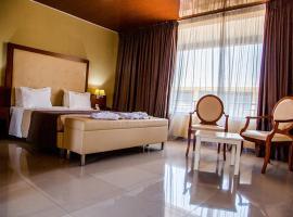Hotel Mbanza Marimba