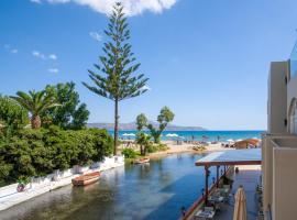 Kalyves Beach Hotel, ξενοδοχείο στις Καλύβες
