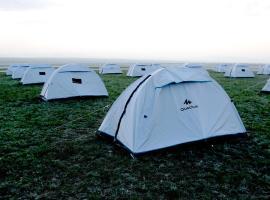 Khuvsgul Lake Mobile Camper, Mongolia, отель в городе Harhorin