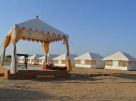 Sam Sand Dunes Desert Camp