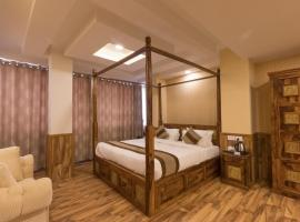 Capital O 624 Hotel Rudra View Pvt. Ltd.