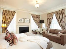 Barley Bree Restaurant with Rooms, hotel in Crieff