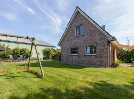 Pleasant family home, located at a 10-minute walk from the North Sea beach