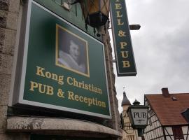 Hotell Kong Christian