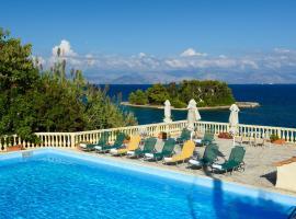 Pontikonisi Hotel – hotel w mieście Perama