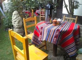 Hostal Casa del Montañista, B&B in Huaraz