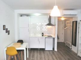 Bright and New Studio in the Center-Plaza Nueva