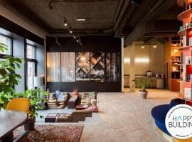 YUST Antwerp, accessible hotel in Antwerp