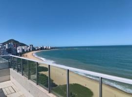 Apartamento Praia da Costa - Vista para o Mar - 2 quartos