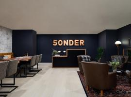 Sonder — Stock Exchange