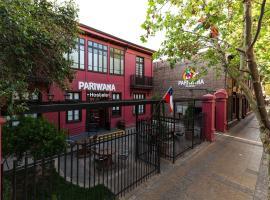 Pariwana Hostel Santiago